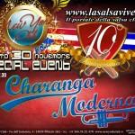 La Charanga Moderna al NY club di Mozzo (BG), 30 novembre 2013