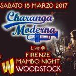 La Charanga Moderna live @ Firenze Mambo Night, 18 marzo 2017