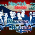 Locandina Charanga Moderna al New York Salsa Club del 19 ottobre 2012