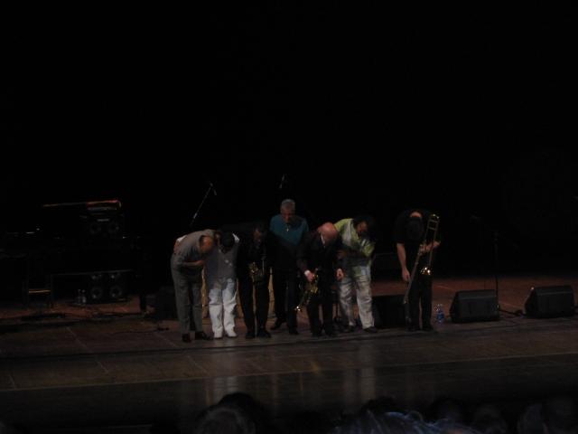 Eddie Palmieri al Teatro delle Muse di Ancona