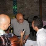 Eddie Palmieri intervistato da Max e Tommy
