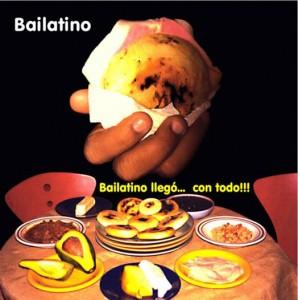 Bailatino - Bailatino llego' con todo (2003)