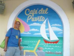 Enzo Conte a Culebra
