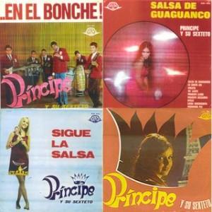 Principe y su Sexteto, Salsa de Guaguanco