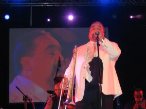 Willie Colon al Festival Latino Americando