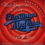 La Charanga Moderna al New York Salsa Club, sabato 9 marzo 2013