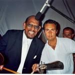 Willie Rosario con Tommy Salsero