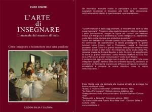 L'arte di insegnare, il nuovo libro di Enzo Conte