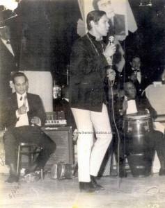 Joey Pastrana  New York, 6 maggio 1968, in pieno boom del Boogaloo.Foto di Joey Pastrana - ceduta a Herencia Latina.