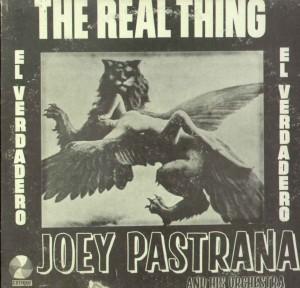 L'album The Real Thing -  El Verdadero, con Chivirico Dávila.  Cortesia di David Cantrel.