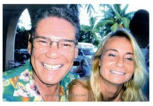 Joey Pastrana e Tina Roppe. A Fort Myers, Florida. Foto di Joey Pastrana