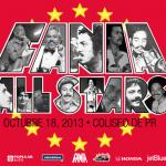 La Fania All Stars tornerà ad esibirsi il 18 ottobre 2013 al Colosseo di Puerto Rico!