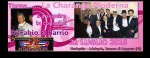 La Charanga Moderna al Mariquito Adelayde, venerdì 31 luglio 2015