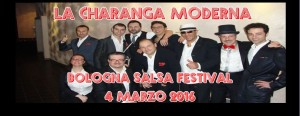 La Charanga Moderna si esibirà venerdì 4 marzo 2016 al Bologna Salsa Festival