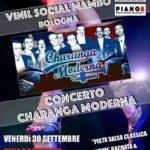 La Charanga Moderna al PianoB di Castelmaggiore (BO), 30 settembre 2016